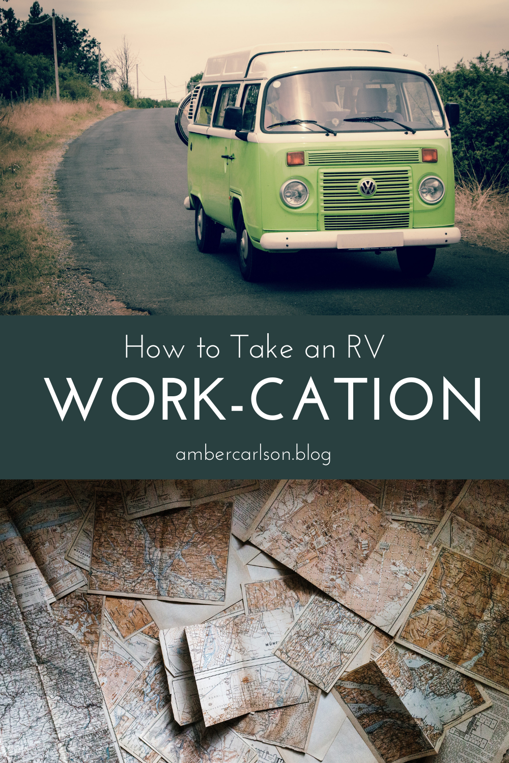Want to travel but can't take time off of work? Here's how you can see new places without using your PTO. #travel #rvlife #roadtripideas
