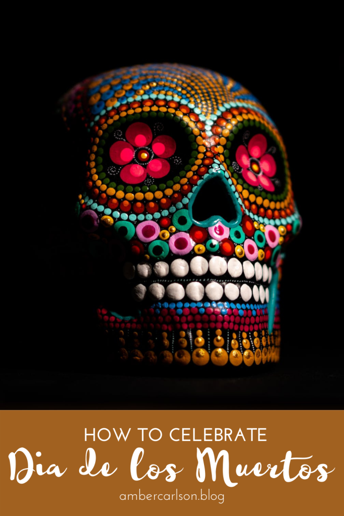 Have you ever been curious about the Mexican holiday of Día de los Muertos? Read on to learn the history of the holiday and how it's celebrated. #holidays #dayofthedead #sugarskulls #mexico #culture #travel